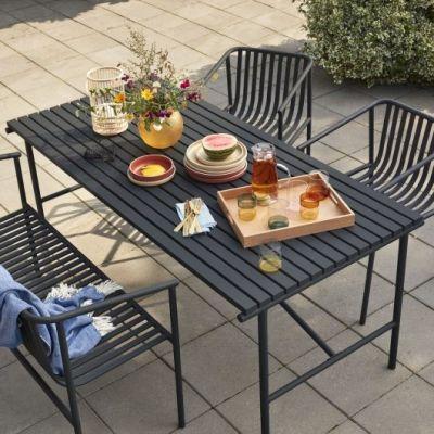 zestaw ogrodowy stó³, ³awka, 2 krzes³a hubsch