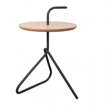 SIDE TABLE BROOKMONT BLACK