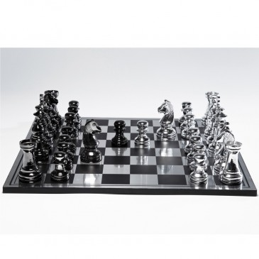 SZACHY BIG CHESS KARE DESIGN