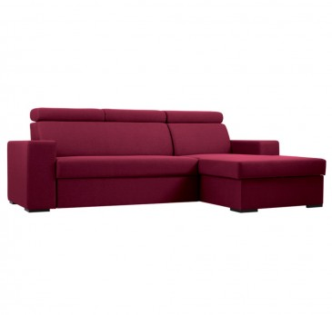 SOFA TOLEDO RIGHT FUCHSIA Z FUNKCJ¡ SPANIA