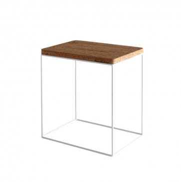 MANTI OCCASIONAL TABLE WHITE