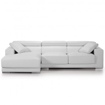 SOFA SINGAPORE 3-SEATER CHL WHITE