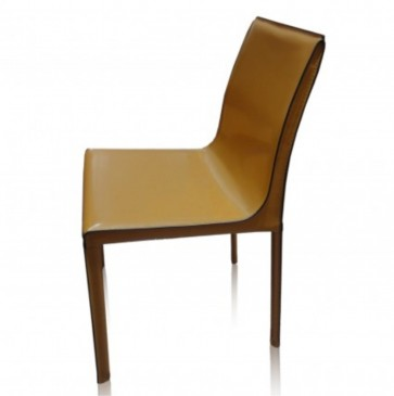 CHAIR CLOSTER LIGHT BROWN
