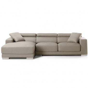 SOFA SINGAPORE 3-SEATER CHL BEIGE