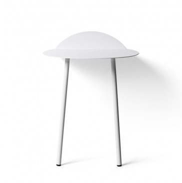 SIDE TABLE YEH LOW WHITE MENU
