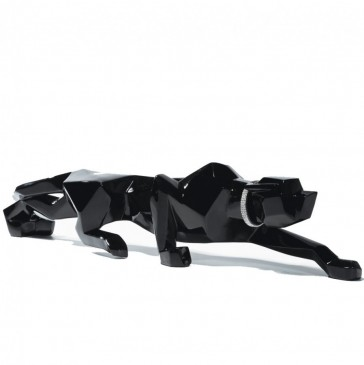 DEKORACYJNA FIGURA BLACK CAT KARE DESIGN