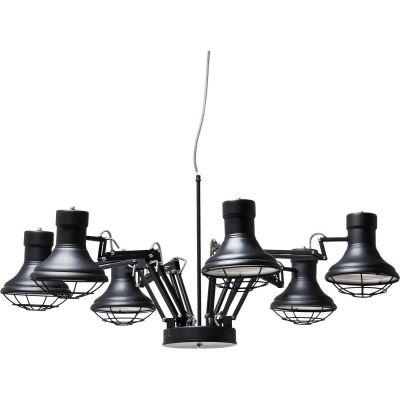 LAMPA WISZ¡CA SPIDER MULTI 6 KARE DESIGN