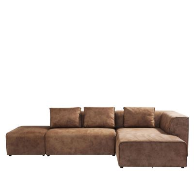SOFA INFINITY ANTIQUE 24 OTTOMANE LINKS COGNA KARE DESIGN