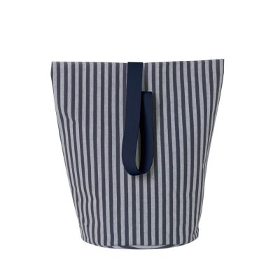 Chambray Basket Striped Large Ferm Living