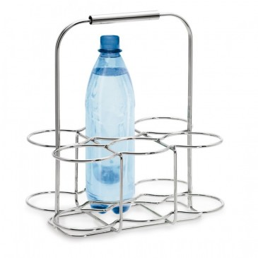 WIRES BOTTLE BASKET BLOMUS