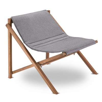 Aito Lounge Chair Grey Skagerak