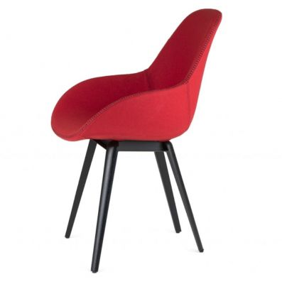 SLICE DIMPLE TAILORED CHAIR KUBIKOFF