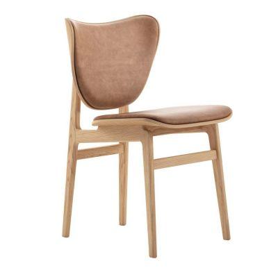Krzesło Elephant naturalny dąb camel NORR 11