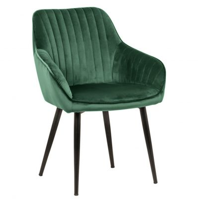 Krzes³o Turin szmaragdowo-zielone INVICTA INTERIOR