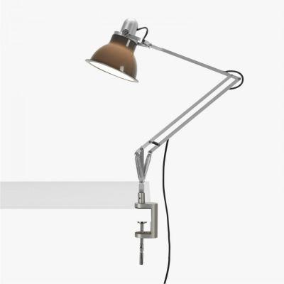 LAMPA BIURKOWA TYPE 1228 DESK CLAMP GRANITOWA ANGLEPOISE