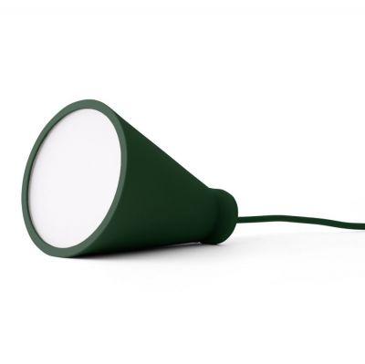BOLLARD LAMP DARK GREEN MENU