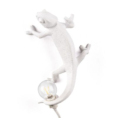 LAMPA Chameleon Going Up SELETTI