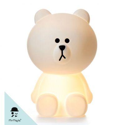 LAMPA MI¦ BROWN XL MR MARIA