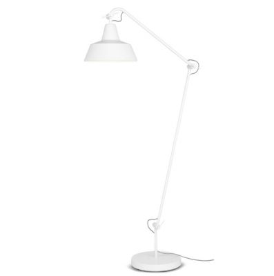 CHICAGO FLOOR LAMP WHITE IT S ABOUT ROMI