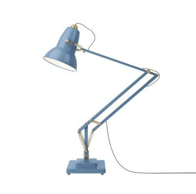 LAMPA POD£OGOWA ORIGINAL 1227 GIANT MOSI¡DZ NIEBIESKA ANGLEPOISE