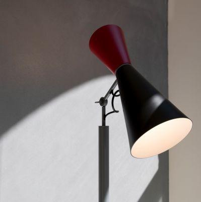 LAMPA POD£OGOWA PARLIAMENT BIA£O-SZARA NEMO