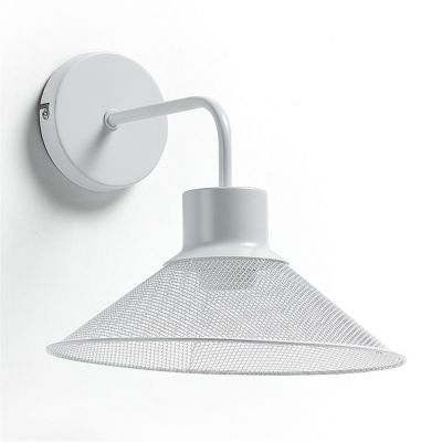 LAMPA ¦CIENNA NORTH BIA£A