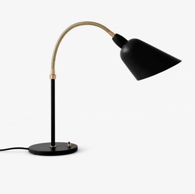 LAMPA STOŁOWA BELLEVUE AJ8 Black & Brass ANDTRADITION