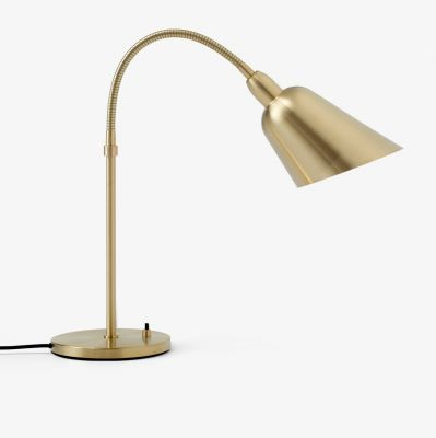 Lampa stołowa Bellevue AJ8 mosiądz Andtradition