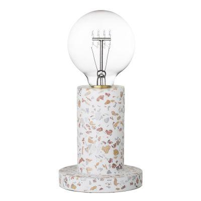 LAMPA STOŁOWA BETONOWA NATURE BLOOMINGVILLE