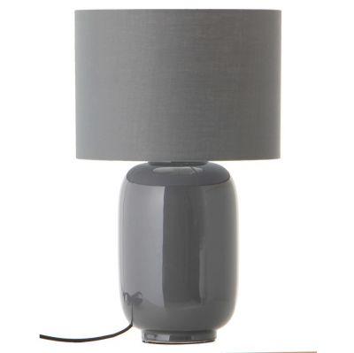 LAMPA STOŁOWA CADIZ SZARA FRANDSEN