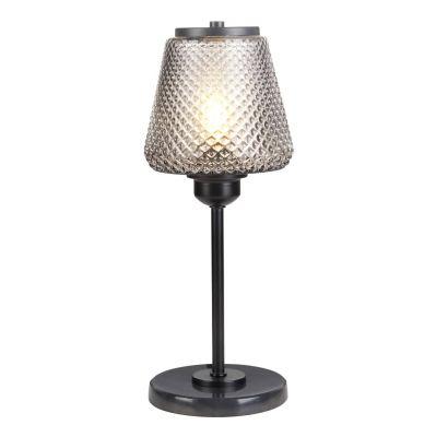 DAMN FASHIONISTA SMOKE TABLE LAMP WATT A LAMP