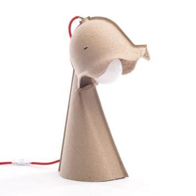 LAMPA STO£OWA EGG OF COLUMBUS NATURAL SELETTI