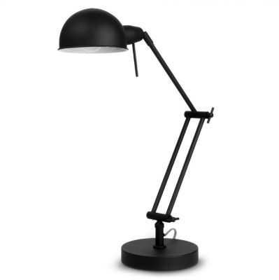 GLASGOW BLACK TABLE LAMP ITS ABOUT ROMI