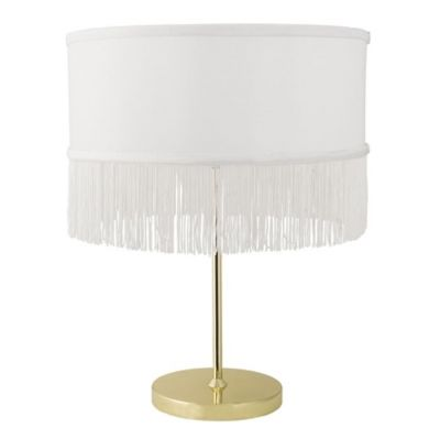 LAMPA STOŁOWA GOLD METAL BLOOMINGVILLE