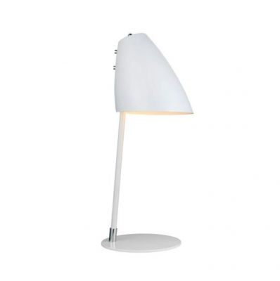LAMPA STO£OWA KIK BIA£A