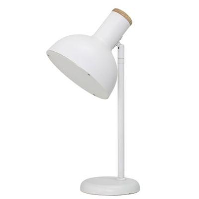 LAMPA STOŁOWA METAL BIAŁA BLOOMINGVILLE
