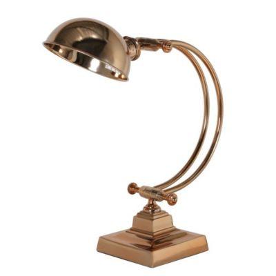 LAMPA STO£OWA ROCHFORD RÓ¯ANE Z£OTO LIGHT&LIVING