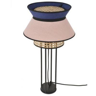 SINGAPOUR indigo&rose table lamp Market set
