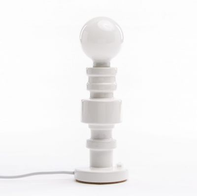 TURN TABLE LAMP SELETTI