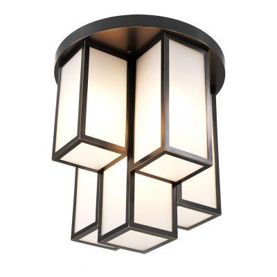 LAMPA SUFITOWA AXEL BRONZE EICHHOLTZ