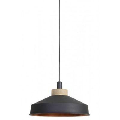 LAMPA WISZ¡CA 46X26 CM MILENCA GRAFITOWO-MIEDZIANA LIGHT&LIVING