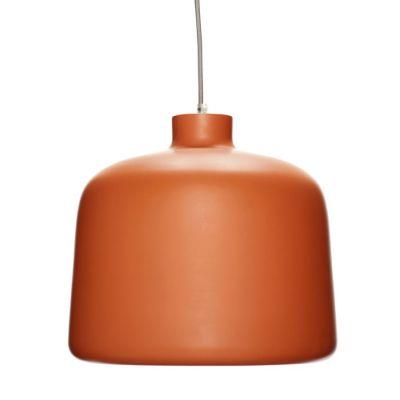 LAMPA WISZ¡CA ALUMINIOWA CZERWONA HUbsch