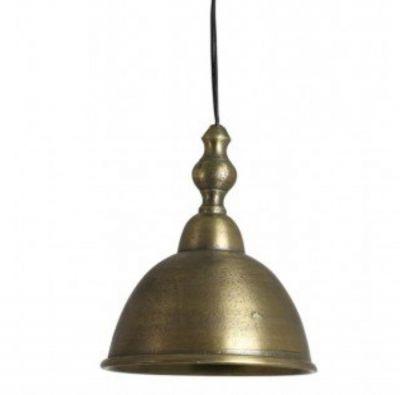 LAMPA WISZ¡CA AMELIA 18X20,5 CM ANTYCZNY BR¡Z LIGHT&LIVING