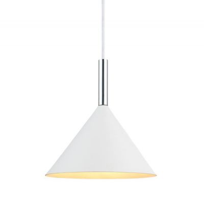 APOLLO WHITE PENDANT LAMP