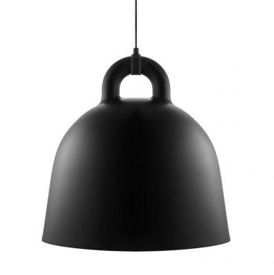 LAMPA WISZĄCA BELL LARGE CZARNA NORMANN COPENHAGEN