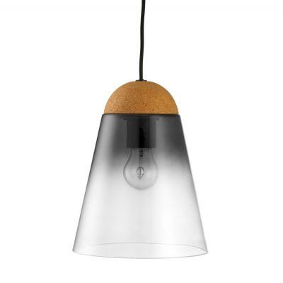 LAMPA WISZ¡CA Bell-A szara korek