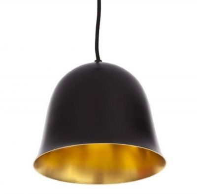 LAMPA WISZ¡CA CLOCHE ONE CZARNA MOSI¡DZ NORR 11