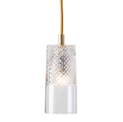 LAMPA WISZ¡CA CRYSTAL BATES GOLD EBB&FLOW