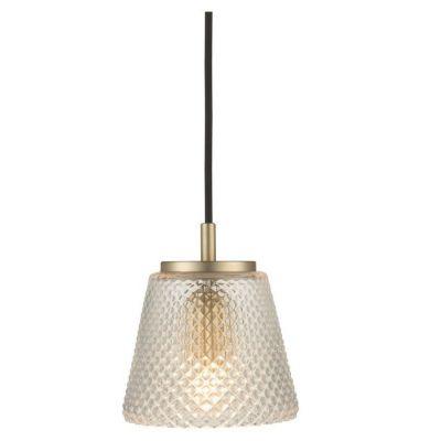 DAMN FASHIONISTA CLEAR SMALL PENDANT LAMP WATT A LAMP