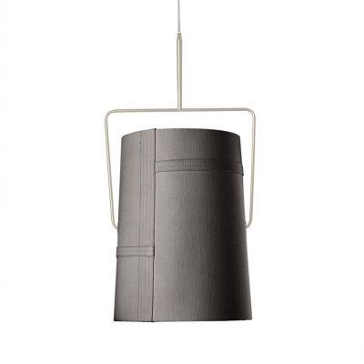FORK PENDANT LAMP GREY WITH IVORY BASE DIESEL&FOSCARINI